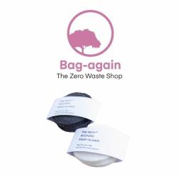Bag-again washable make-up pads