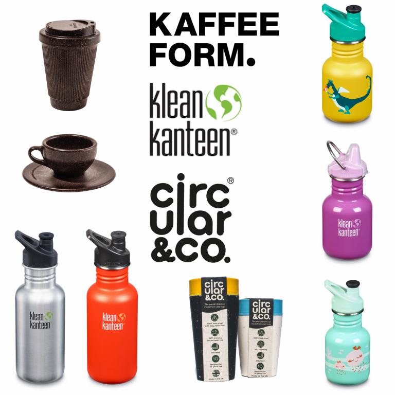 klean kanteen circular cup kaffee form Bag-again zero waste webshop