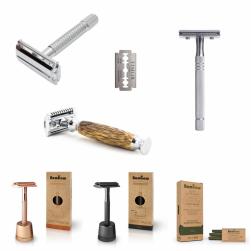 Safety razor, mesjes en toebehoren