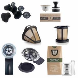 Zero waste koffie en thee zetten