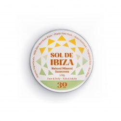 sol de ibiza spf 30 sunscreen Bag-again zero waste webshop