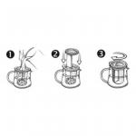finum theepot tea control Bag-again zero waste webshop